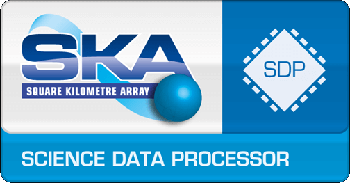 SKA Science Data Processor Logo